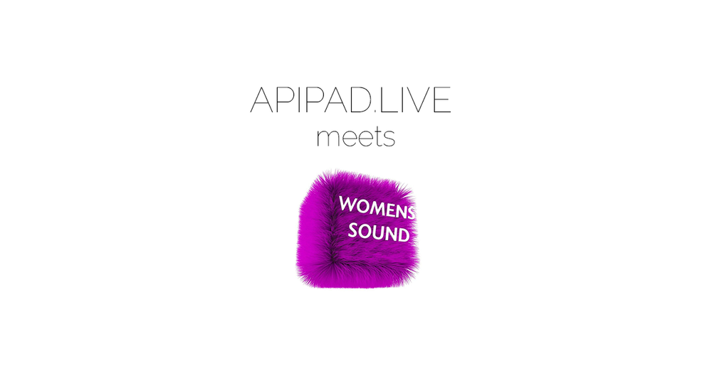 ПЛЕЙЛИСТ: APIPAD MEETS WOMENS SOUND